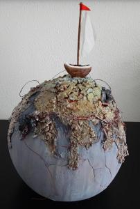 Object in samenwerking met Jessica Lelieveld